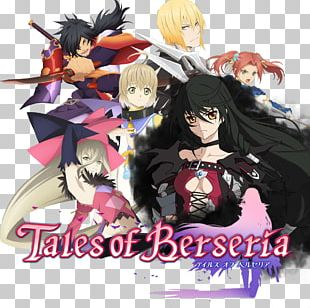 Tales Of Berseria Computer Icons Video Game Bandai Namco Entertainment PNG