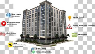 Building Automation Architectural Engineering Commercial Building House PNG