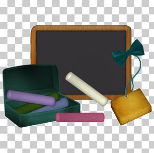 Arbel Sidewalk Chalk School Supplies PNG