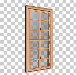 Sash Window Wood Stain House PNG