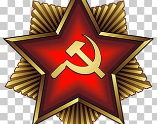Soviet Union Symbol Hammer And Sickle Star Polygons In Art And Culture Red Star PNG