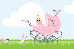 Diaper Infant Baby Transport Boy Baby Shower PNG