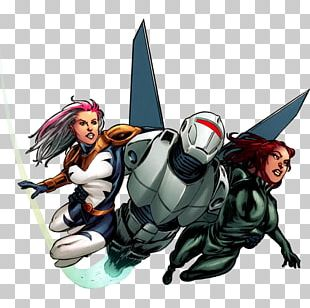 Abner Jenkins Beetle Thunderbolts Marvel Comics Comic Book PNG