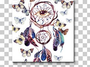 Stock Photography Watercolor Painting Dreamcatcher PNG