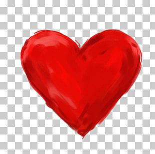 Heart Love Red Valentines Day PNG