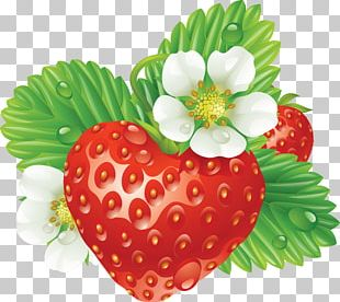 Graphics Strawberry Fruit PNG