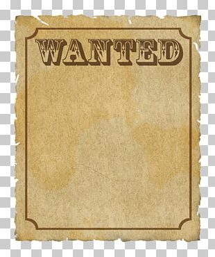 Wanted Poster Template Microsoft Word FBI Ten Most Wanted Fugitives PNG