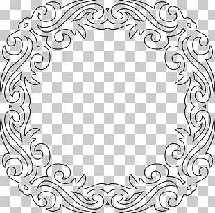 Decorative Arts Frames PNG