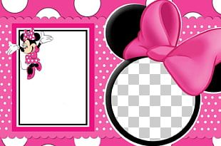 Minnie Mouse Mickey Mouse Frames PNG
