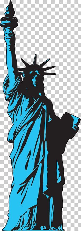 Statue Of Liberty Statue Of Freedom Landmark PNG