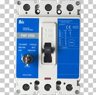 Circuit Breaker Electronics Electrical Network Ampere PNG
