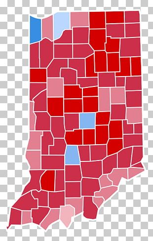 United States Presidential Election In Indiana PNG