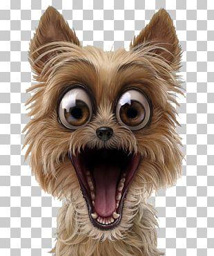 Dog Puppy Pet Surprise PNG