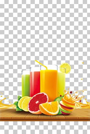 Orange Juice Lemon Orange Drink Fruit PNG