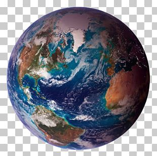 Origin Of Water On Earth The Blue Marble Planet Earth Analog PNG