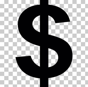 Dollar Sign United States Dollar Icon Currency Symbol PNG