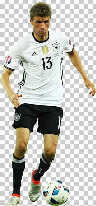 Thomas Müller Germany National Football Team Soccer Player Jersey PNG