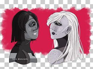Hair Coloring Black Hair Human Hair Color Long Hair PNG
