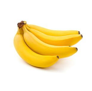Organic Food Banana Leaf Fruit PNG
