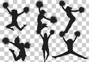 Cheerleading Scalable Graphics PNG