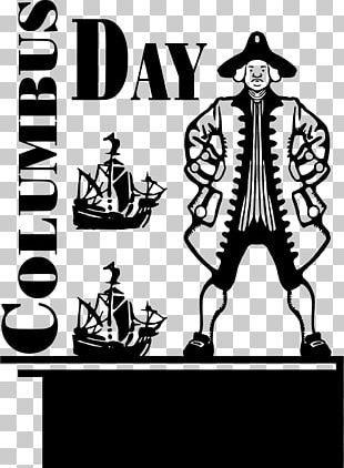 Columbus Day Americas PNG