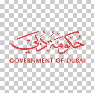 Government Of Dubai Graphics Logo Design PNG