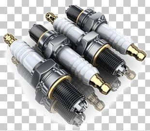 Car Exhaust System Spark Plug Motor Vehicle Engine PNG