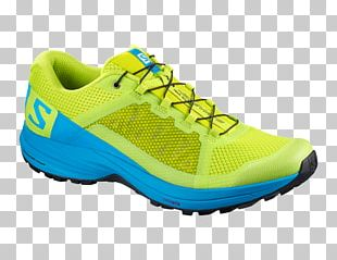 Salomon Group Shoe Sneakers Trail Running PNG