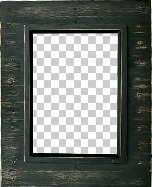 Window Frame Square PNG