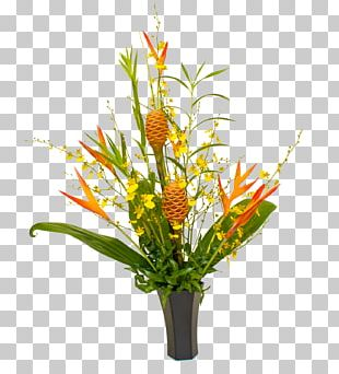 Hawaii Flower Bouquet Cut Flowers Floral Design PNG