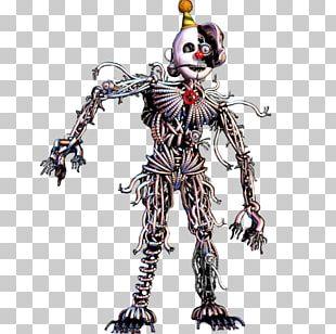 Five Nights At Freddy's: Sister Location Animatronics