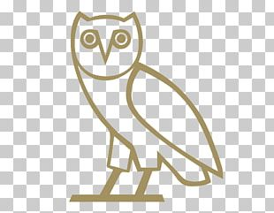October's Very Own Decal T-shirt OVO Sound PNG
