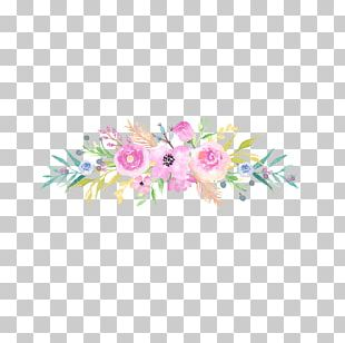 Flower Bouquet Wreath Computer File PNG