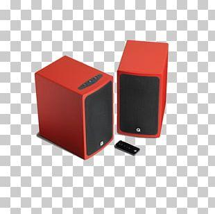 Loudspeaker Q Acoustics BT3 Wireless Speaker Powered Speakers Bookshelf Speaker PNG