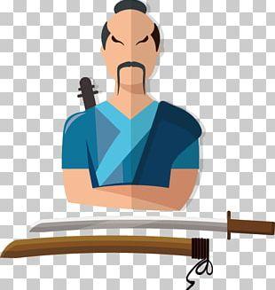 Japan Samurai Icon PNG