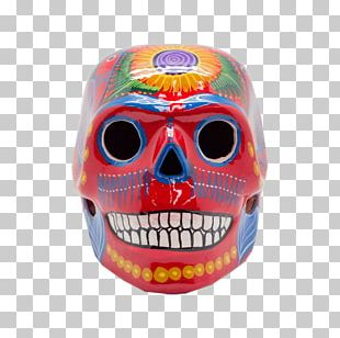 Skull Day Of The Dead Mexican Cuisine Festival Of The Dead Ceramic PNG