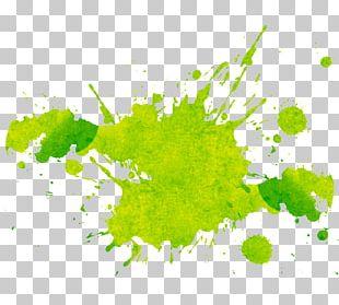 Watercolor Painting Microsoft Paint Splash PNG