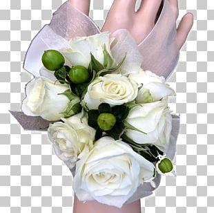 Garden Roses Corsage Floral Design Dunwoody Floristry PNG