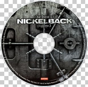 The Best Of Nickelback Volume 1 Compact Disc DVD STXE6FIN GR EUR PNG