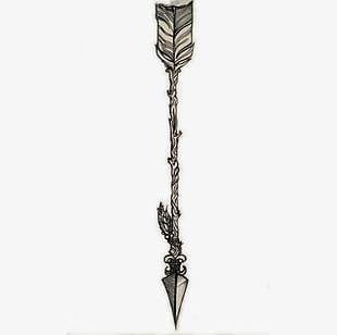 Arrow Tattoo PNG
