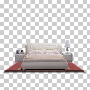 Bed Frame Mattress Sofa Bed PNG