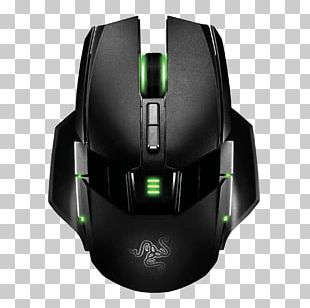 Computer Mouse Razer Inc. Razer Ouroboros Wireless Dots Per Inch PNG