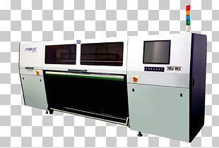 Dye-sublimation Printer Printing Textile PNG