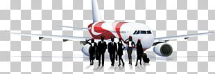 Airplane Narrow-body Aircraft Air Transportation Air Travel PNG