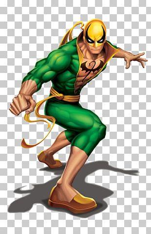 Iron Fist Luke Cage Marvel Heroes 2016 Spider-Man Marvel Comics PNG