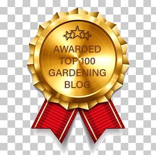 Award Gold Medal Ribbon PNG