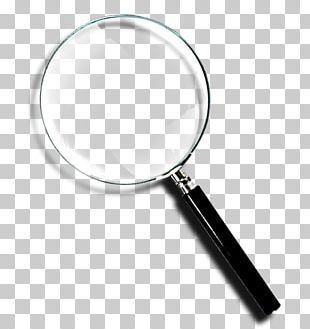 Magnifying Glass Magnifier Icon PNG