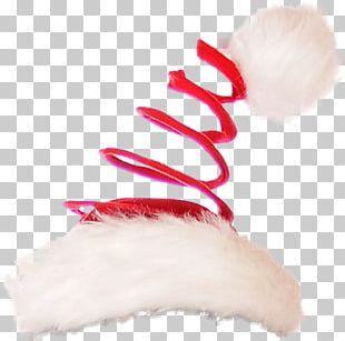 Santa Claus Bonnet Christmas Hat Santa Suit PNG