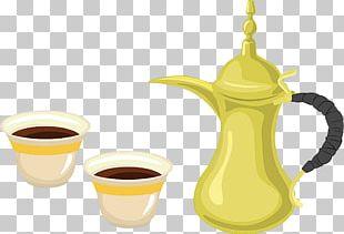 Arabic Coffee Turkish Coffee Cafe Arabic Tea PNG