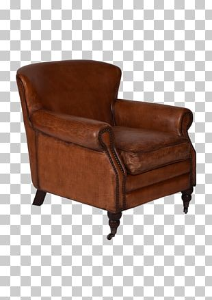 Club Chair Furniture Loveseat PNG